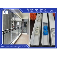 China 1.5mm Invisible Safety Grille on sale