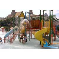 Best Childrens Fun Play Slides Aqua Tower Water Playground Equipment For Water Parks wholesale