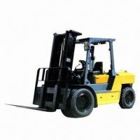 Best Forklift truck, 600mm load center distance, 3000mm lifting height wholesale