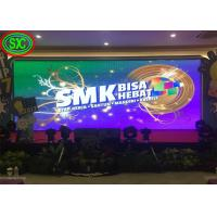 Buy cheap SMD RGB Indoor/outdoor P3.91 pixel pitch led display screen for advertising from wholesalers