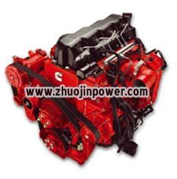Best Euro 2 Euro 3 Cummins Engine Assembles 3.8L Foton ISF 3.8 Diesel Engine wholesale