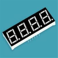 China 0.56 inch four digits 7 segments led displays on sale
