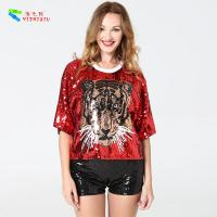 Best 100% Polyester Womens Sequin Dress / Summer Sequin Shirt Dress Eco - Friendly wholesale
