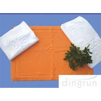 Best Skin Friendly Personalized Cotton Bath Towels Reactive Printing Technology wholesale