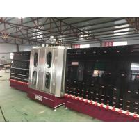 Best Automatic Stainless Steel Low-e Glass Washing Machine , flat glass washer wholesale