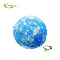 China Customized Private Label Jewelry Ring Bath Bombs For Girls / Women on sale