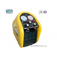 Cheap R410a Oil Less Portable Refrigerant Recovery Machine Green or Yellow for sale