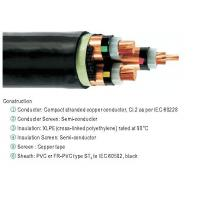 Best Copper Conductor XLPE Insulated Power Cable wholesale