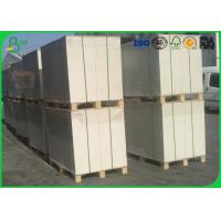 Best 250gsm 270gsm Folding Box Ivory Board White One Side Coated Paper In Sheet wholesale