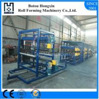 Best Roofing Sandwich Panel Production Line Cr12 Cutting Blade Material wholesale