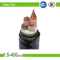 Best TUV Certificate aluminum conductor 4 core electrical power cable 4*6mm2 wholesale