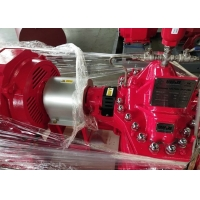 China Fire Sprinkler Pumps Electric Motor Driven Pump 400 GPM  with lower pressure head on sale