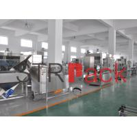 Buy cheap High Accuracy Servo Sealed Capping Filling Machine For Fertilizer Liquid , 50ml – 1000ml product