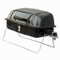 China Portable Camping Butane Gas/Brinkmann/Charmglow BBQ Grill, Sized 51 x 39 x 38cm on sale