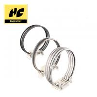 China Stainless steel engine cylinder block E6 piston ring engine parts for truck on sale