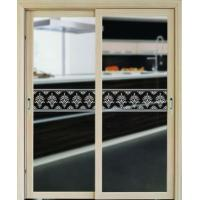 Best 1.0mm - 1.2mm profile thickness champagne aluminum lift and slide doors for residential wholesale