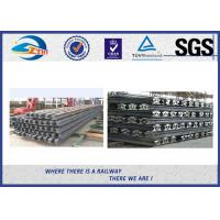 China American Standard stainless steel rails 900A Material ASCE40 115RE on sale