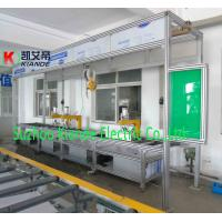 Buy cheap Manual assembly line for compact busbar trunking system / Busbar fabrication machine for assembly of busway system product