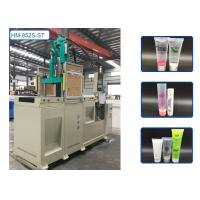 China 10 Cavities Small Plastic Injection Molding Machine For PE Hand Cream Tube Shoulder on sale