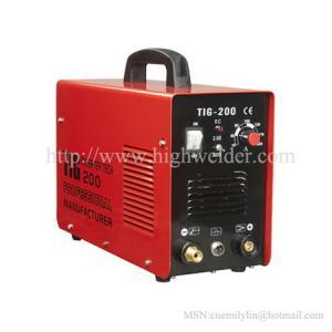 China Inverter DC TIG Welder/TIG Welding Machine-TIG-200G(B1) on sale