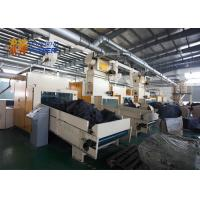 Best Non Woven Fabric Pads Making Machine , Sintepon Pad Thermal Bonding Equipment wholesale