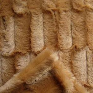 China Long Hair Brushed PV Plush, Fake Fur on sale