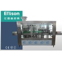 Cheap Carbonated Beverage Alcohol Filling Liquor Bottling Equipment with 18 Head for sale