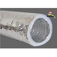 Best HVAC System Customized Size 2 Layers Insulated Flexible Ducting Flexible Insulated wholesale