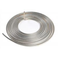 Best Bright ASTM 316 316L Stainless Steel Pipe Coil Welded Seamless For Chemical Industry wholesale