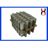 China Permanent Neodymium Rare Earth Magnet Block For Magnetic Separator on sale