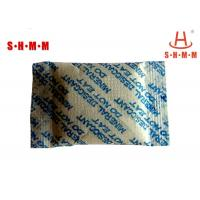 China Activated Clay Drierite Desiccant Bag , Moisture Absorbing Desiccant For Transport on sale