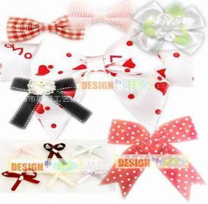 China Ribbon Bowknot on sale