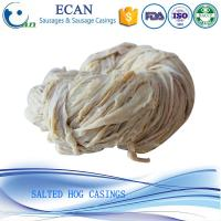 Best HACCP HALAL CERTIFICATION Salted Sheep Casing wholesale