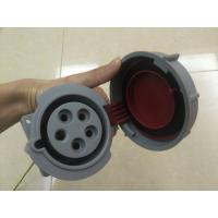 Best 240 3P+N+E 32A 380-415V IP67 Watertight Industrial Socket Outlets 3 Phase Industrial Socket wholesale