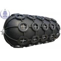 Marine Black Pneumatic Dock Bumper Fender Non Deformation With Customized Size