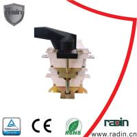 Cheap 125A-1600A Manual Transfer Switch Changover Load Isolator CCC RoHS Approved for sale