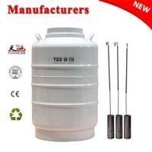 Best TIANCHI Liquid nitrogen container YDS-30L cryogenic dewars in AZ wholesale