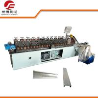 Best Running Stably Steel Stud Roll Forming Machine With Automatic PLC Control wholesale