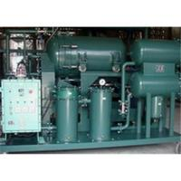 Best Deep oxidized used engine oil regeneration equipment, oil purifier, oil recycling, oil purification wholesale