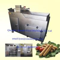 Cheap sausage casing peeling machine for sale
