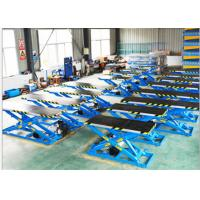Best Moving Elevated Portable Lifting Platform With Extension Loading 100kg wholesale