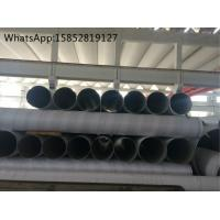 Quality SUS321 , SUS304/L , Schedule 40 Stainless Steel Welded Pipe , JIS G4311 , Annealed and Pickled for sale