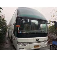 Best 39 Seats Used Yutong Buses With Electronic Door Toilet Safe Airbag 12m Length wholesale