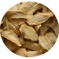 China Food Spice Light Brown Dried Ginger Slices With 2mm Thickness SDV-GINSL on sale