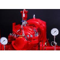 Buy cheap 500 Gpm TEFC Electric Motor Driven Fire Pump Sets , Fighter Pump UL And FM from wholesalers