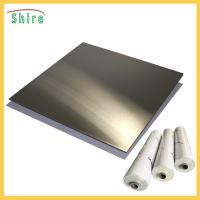 Waterproof 316 Stainless Steel Protective Film Wide Applicance Environmentally