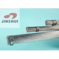 China All Aluminum Stranded Conductor Steel Reinforced , DIN Standard 22 Awg Stranded Wire on sale