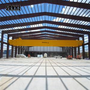 Best steel structural frame workshop / warehouse sandwich panels building material wholesale