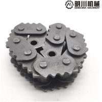 Cheap Industrial Simplex Roller Chain High Precision With Strong Processing Capacity for sale