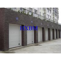 Best Exterior Folding Aluminium Garage Doors Sound Insulation And Heat Insulation wholesale